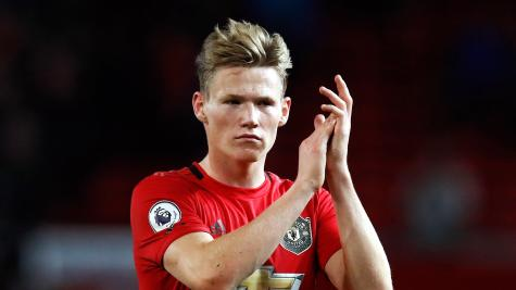 Scott McTominay puts Manchester United success ahead of individual honours