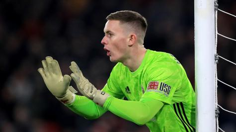 Sheffield boss throws support behind Dean Henderson for England squad