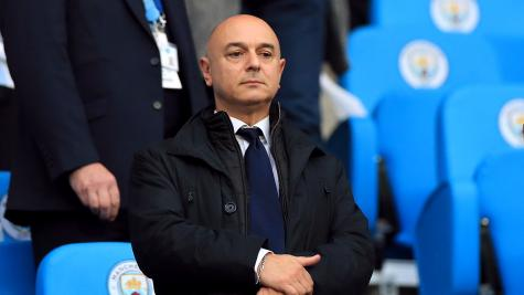 Spurs' accounts show chairman Daniel Levy received £3million stadium bonus