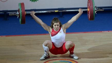 Rebekah Tiler has been named in the Great Britain weightlifting squad for Rio 2016