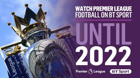The Premier League on BT Sport
