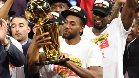 6ab7eb4150c Toronto Raptors defeat Golden State Warriors to seal first NBA title ...