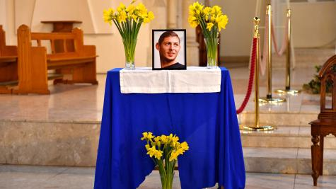 Tributes paid to Emiliano Sala on the first anniversary of his death