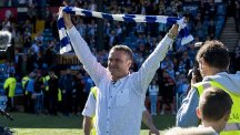 Lee Clark was proud of his Killie players