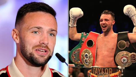 Watch Josh Taylor v Apinun Khongsong exclusively live on BT Sport