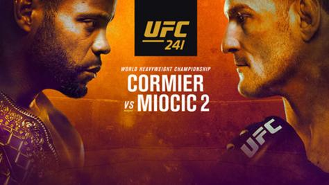 UFC 241: Cormier v Miocic 2 - Live stream, TV channel and