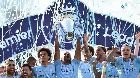 Will Manchester City retain their Premier League crown? Take a look at the final standings